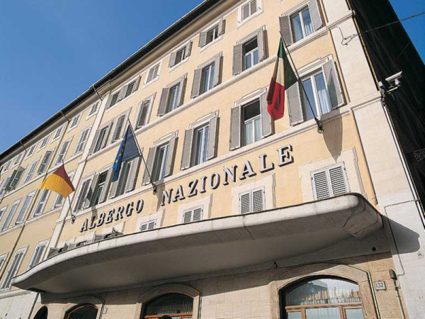 Hotel Nazionale Rome