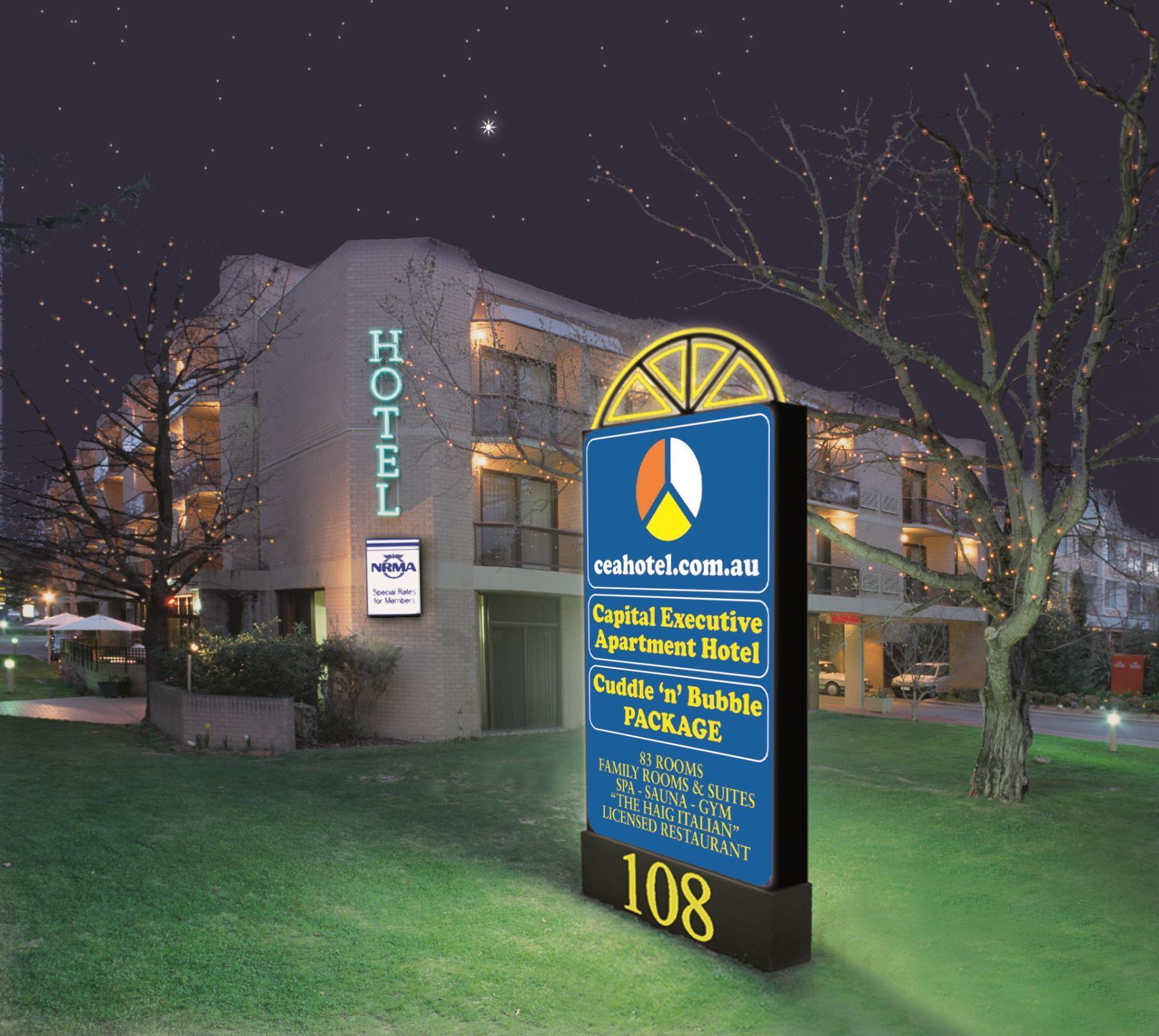 Madison Capital Executive Apartment Hotel