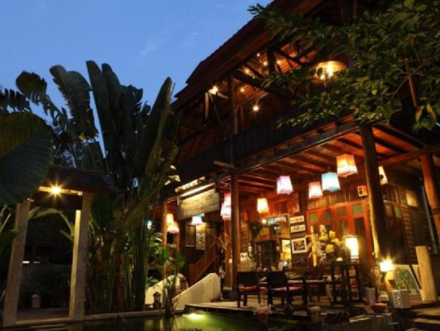 โรงแรมบ้านก๋องคำ – Baan Gong Kham Hotel