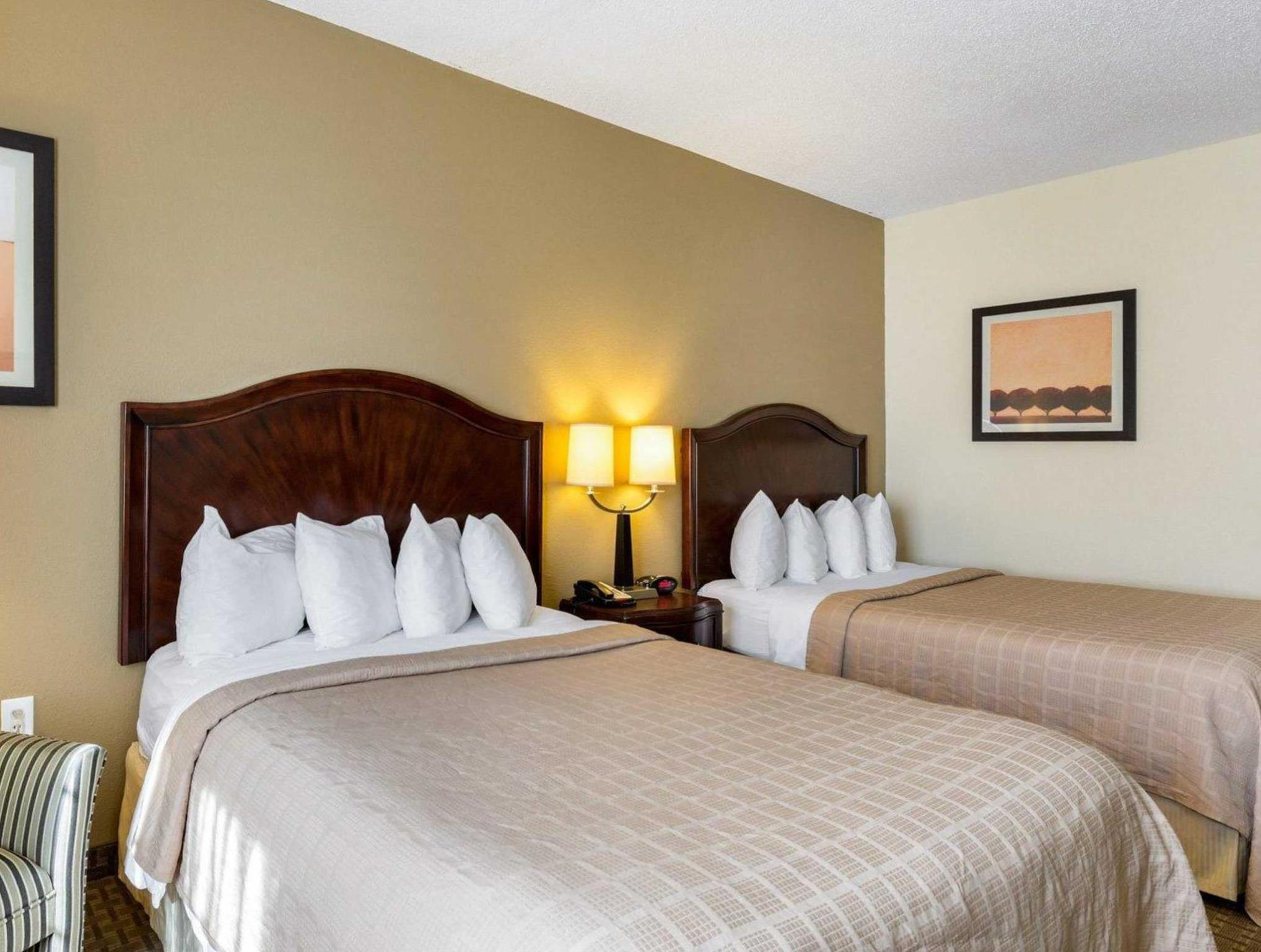 Quality Inn And Suites Houston North