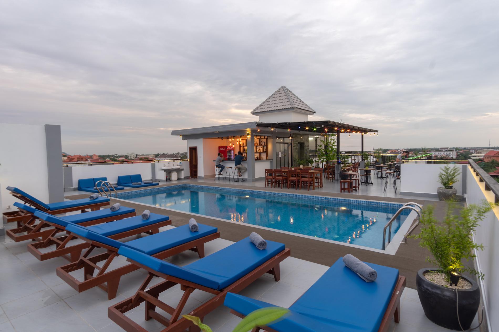 Residence At Angkor City View Hotel
