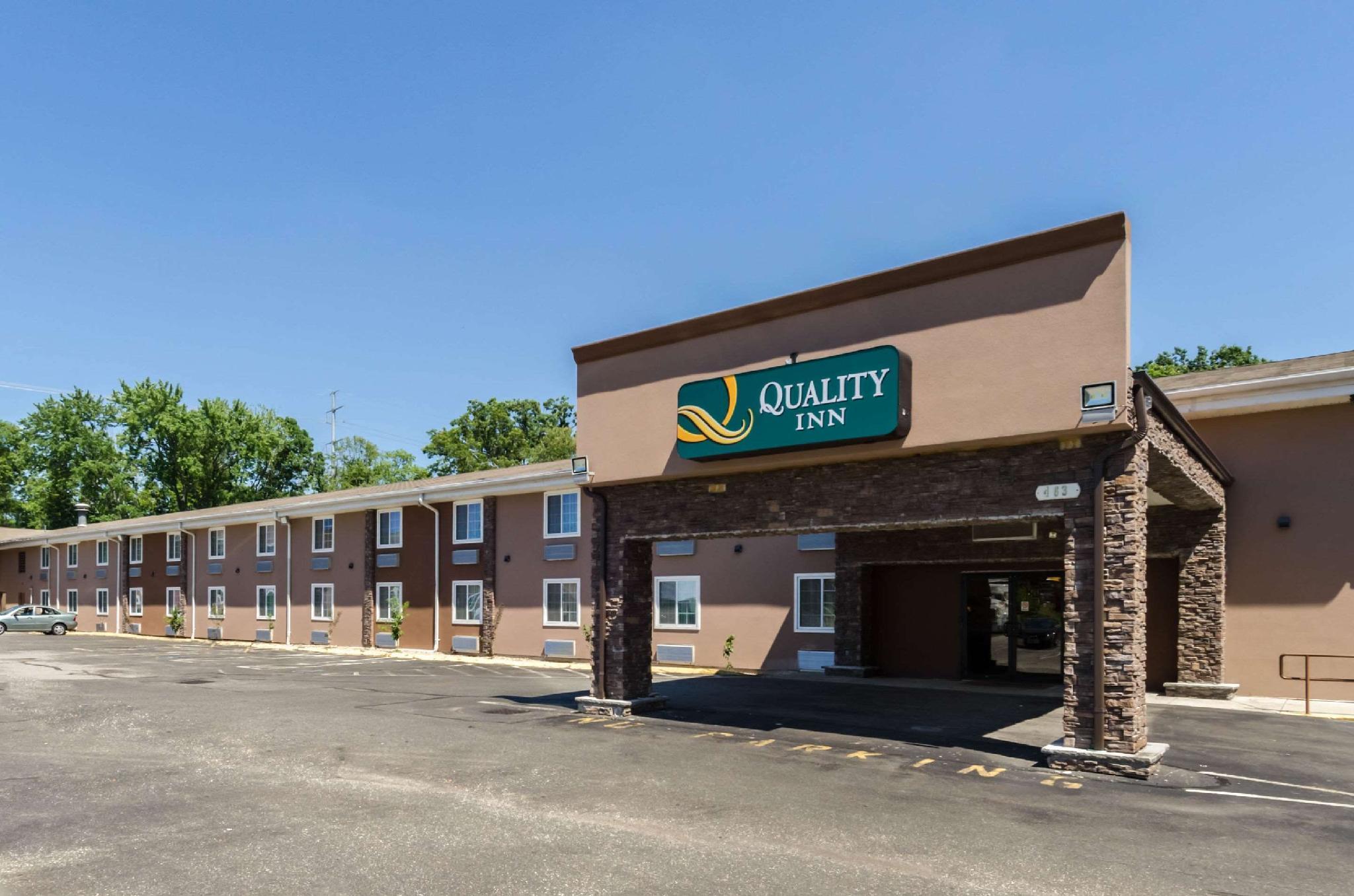 Quality Inn Chicopee Springfield