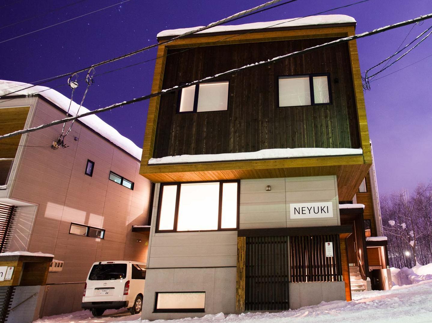 Neyuki Townhouses