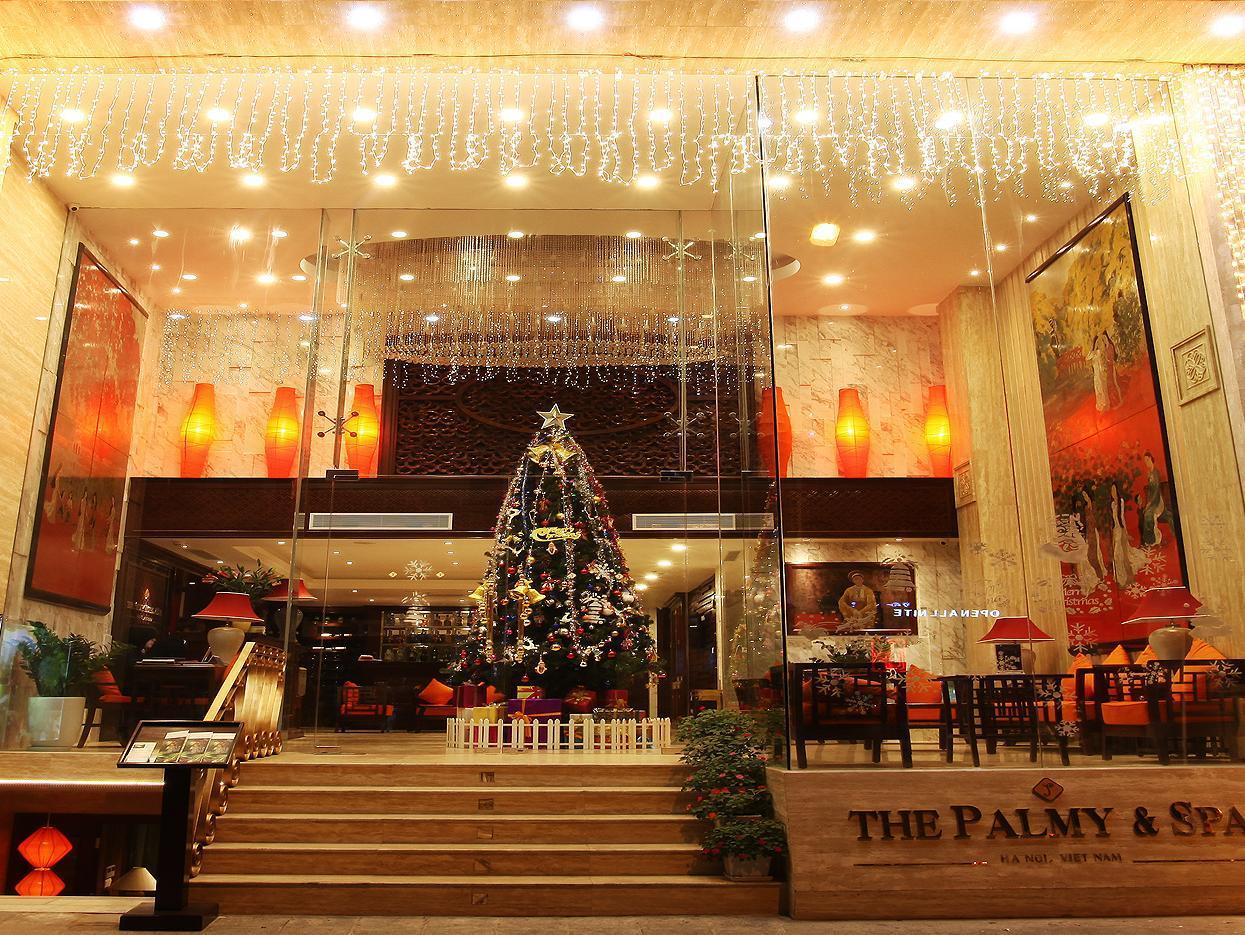 The Palmy Hotel And Spa