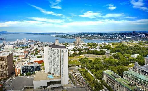 Hilton Quebec Hotel