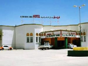 關於艾爾薩奇亞沙丘飯店 (Al Sharqiya Sands Hotel)
