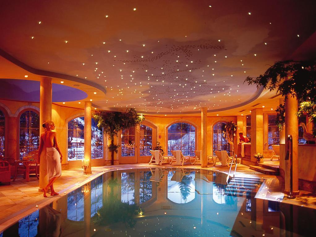 ADLER INN Tyrol Mountain Resort