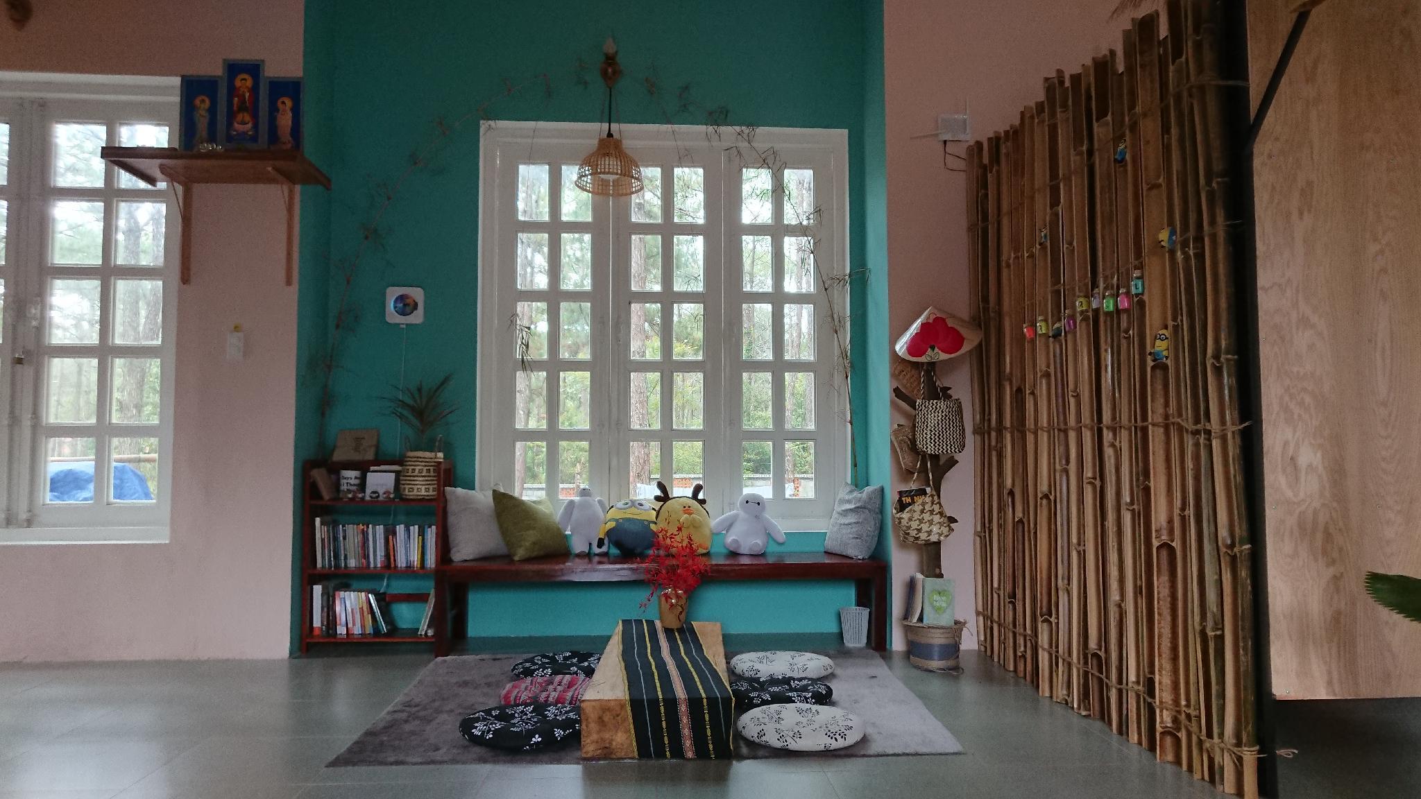 La Maison Homestay Mang Den