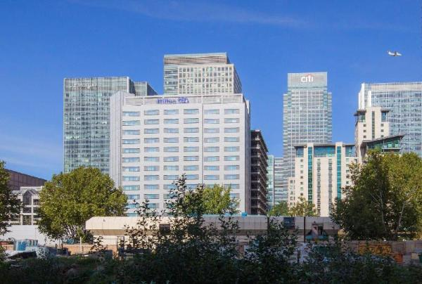 Hilton London Canary Wharf Hotel London