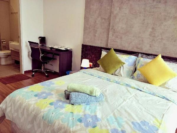 I-Suite @ I-City [2BR] Central view Shah Alam