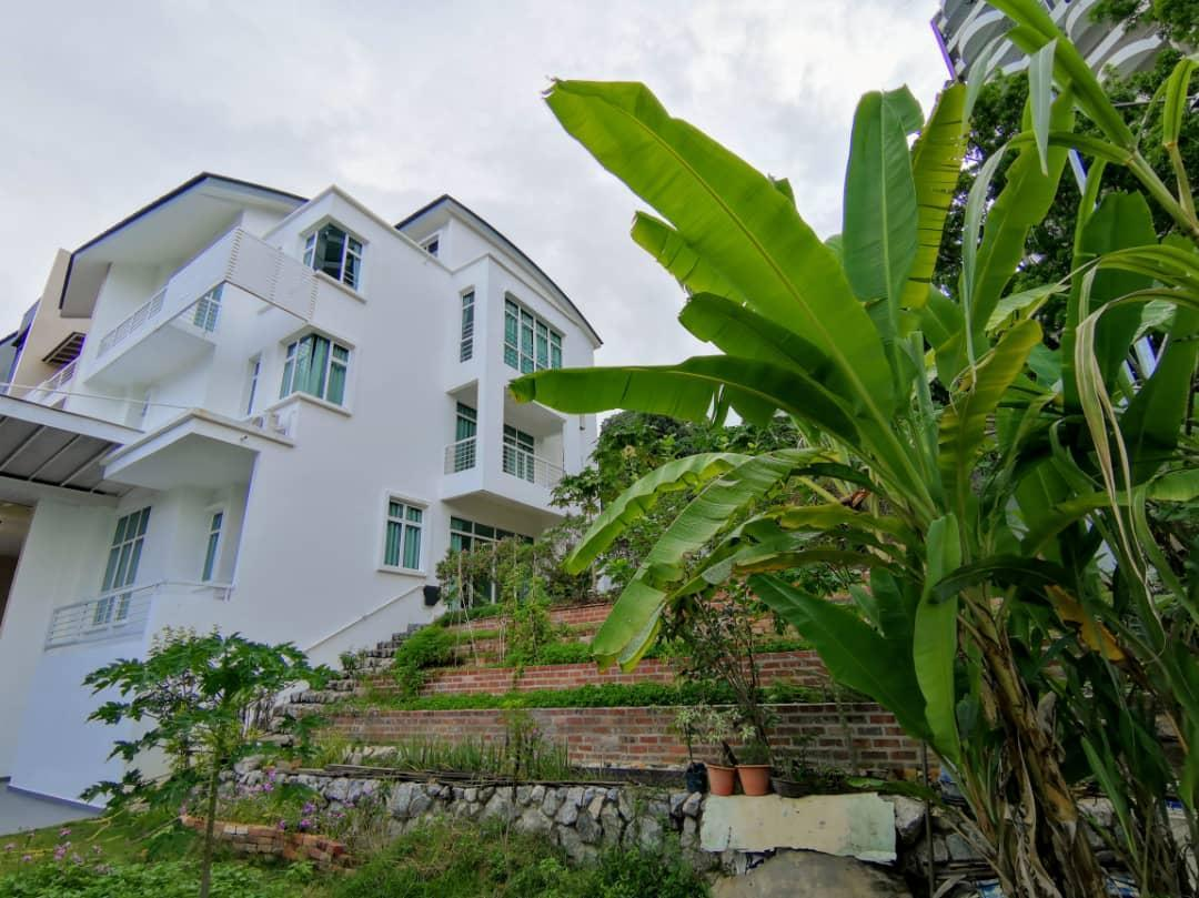 Batu Ferringhi Shamrock Beach Holiday Villa