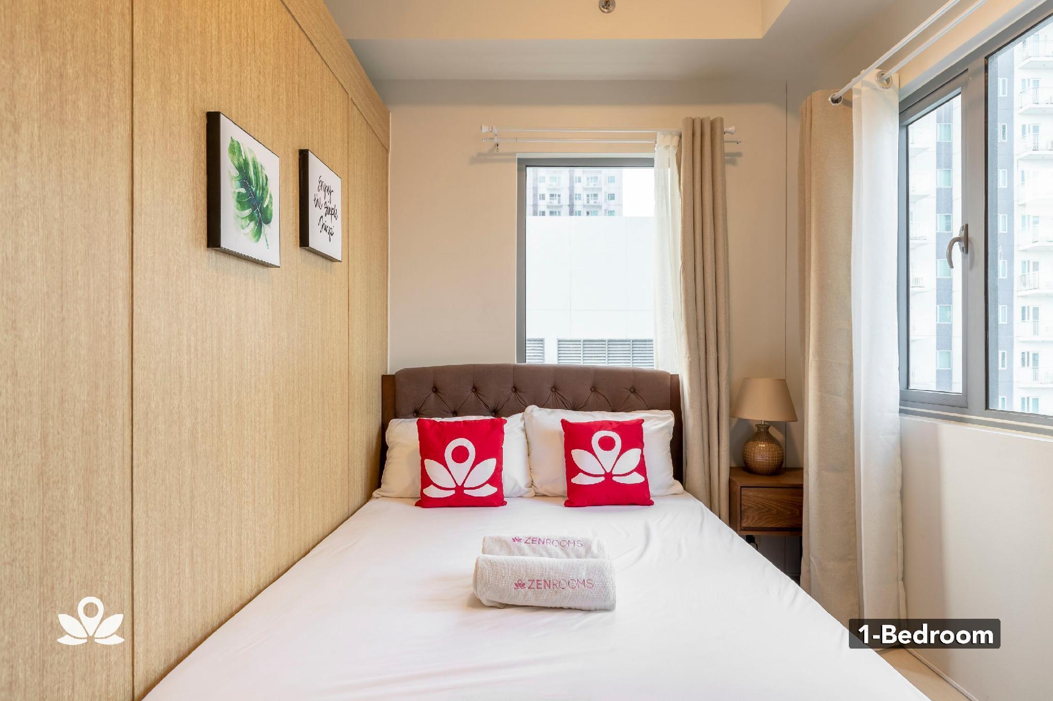 ZEN Rooms Grass Residences QC