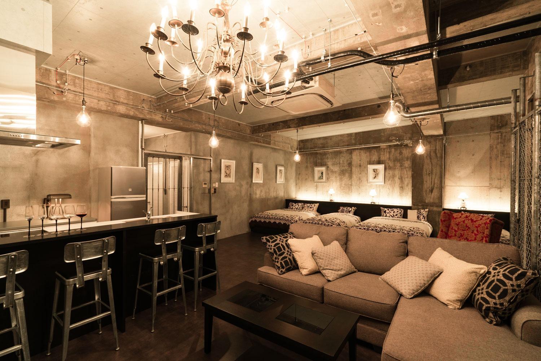 Gorgeous Studio Apartment In Kokusai Street