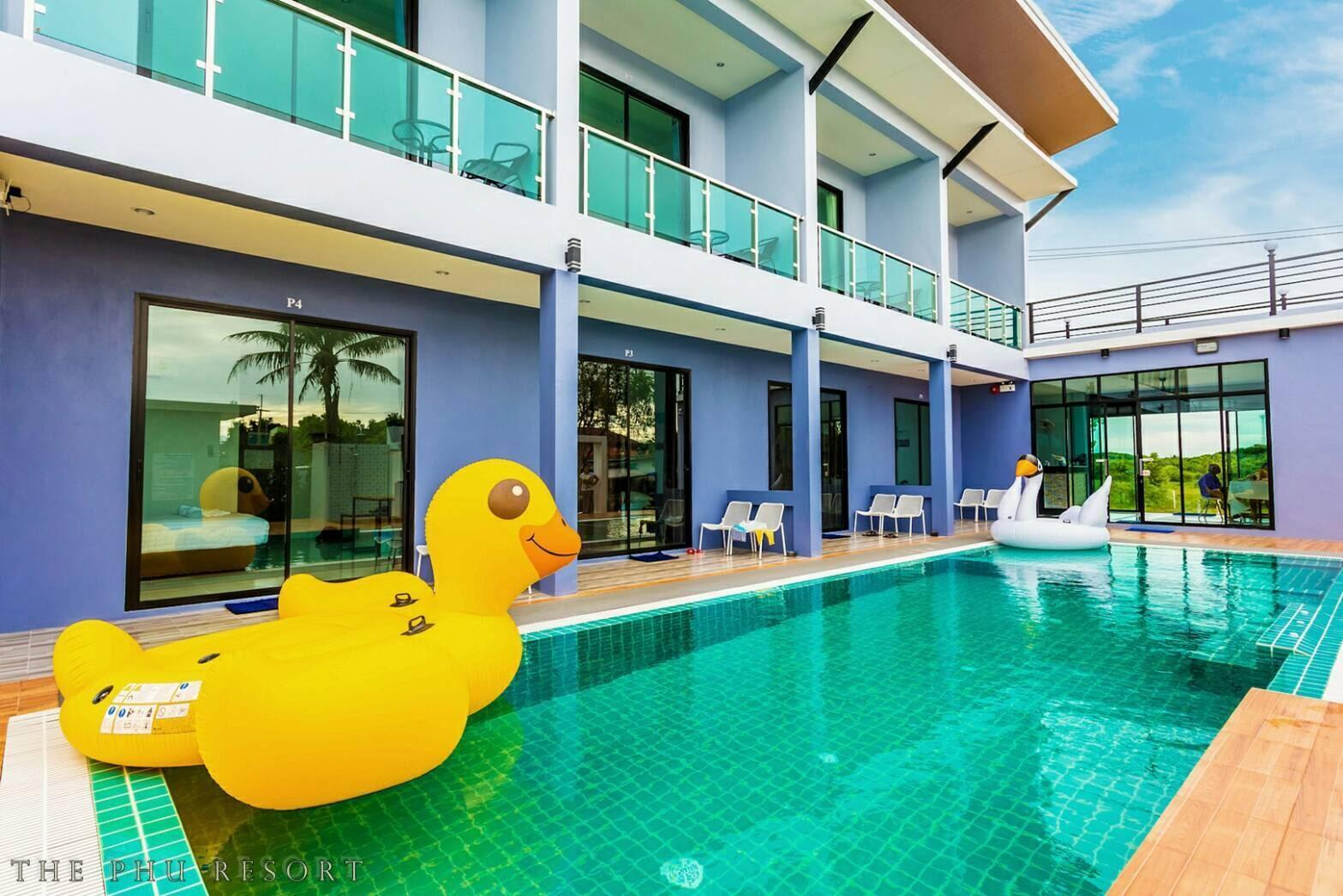 The Phu Resort