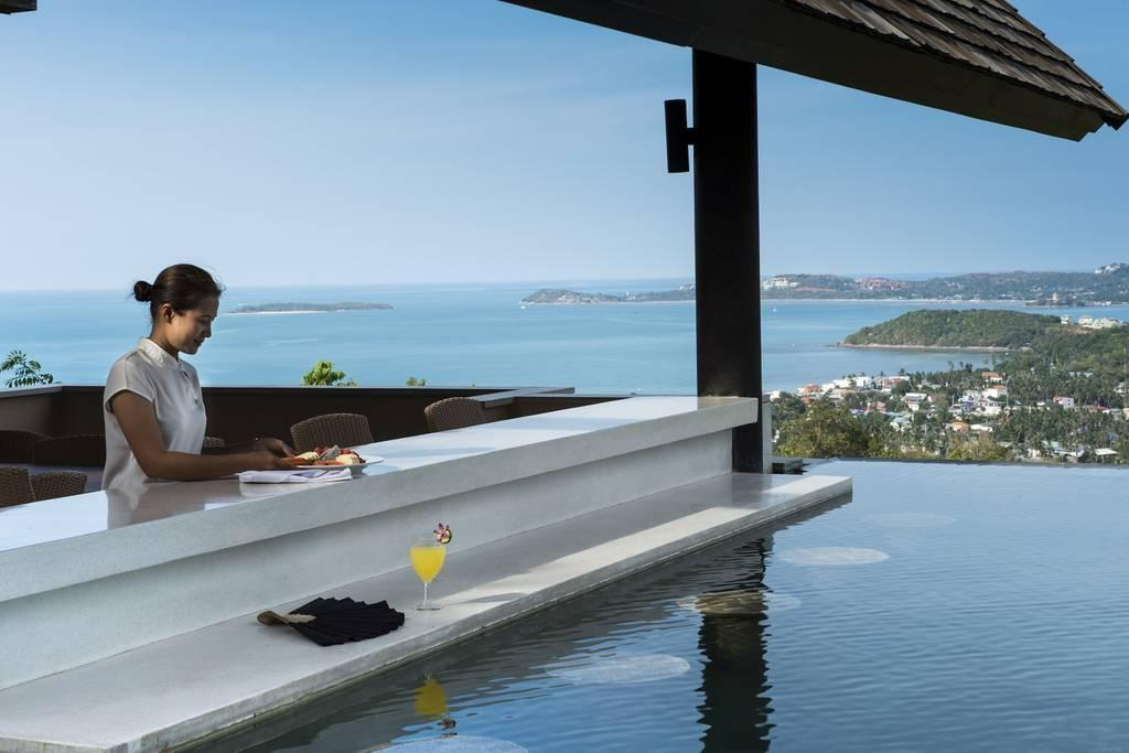 9 Bedroom Infinity Pool Villa Combo