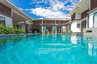 Modern Luxury 10 bedroom Villa Combo (6+4 bedroom) วิลลา 10 ห้องนอน 8 ห้องน้ำส่วนตัว ขนาด 500 ตร.ม. – หาดราไวย์