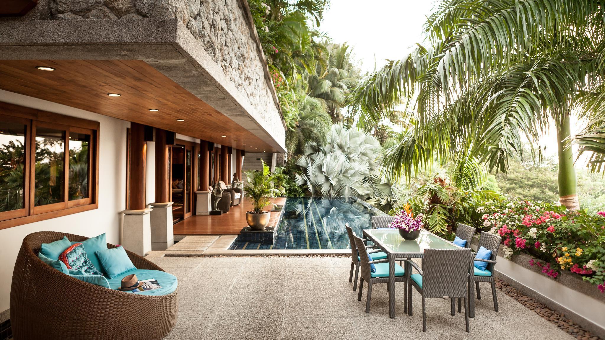 Luxury Panoramic Sea View Villa   4 Bedroom