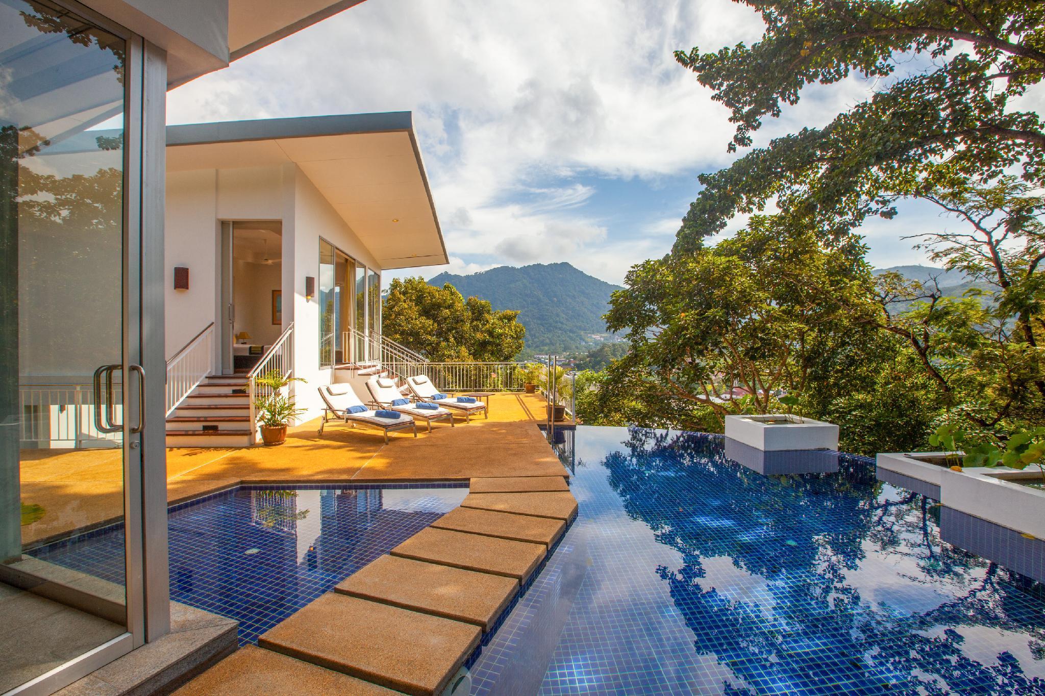 6 Bedroom Pool Villa Cluster 2
