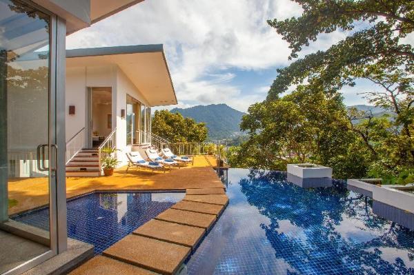 6 bedroom Pool Villa Cluster 2 Phuket