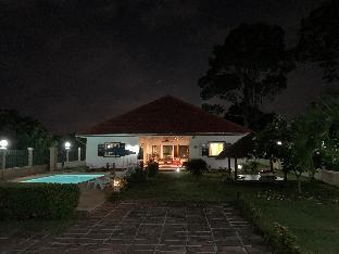 [ラヨーンビーチ]一軒家(190m2)| 3ベッドルーム/3バスルーム Beautiful House with Pool near beaches in Ban Phe
