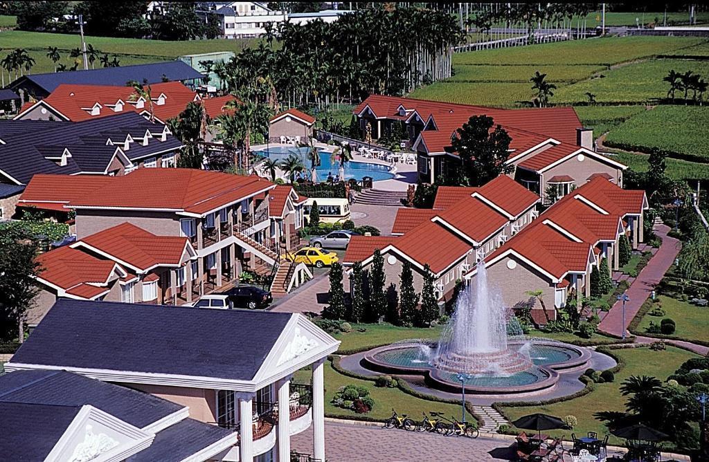 Landscape spacious resortopia