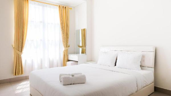 Nice 1BR at Saveria Apartment By Travelio Tangerang