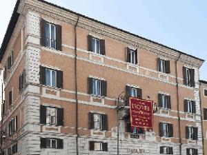 關於安蒂科宮飯店 (Antico Palazzo Rospigliosi Hotel)