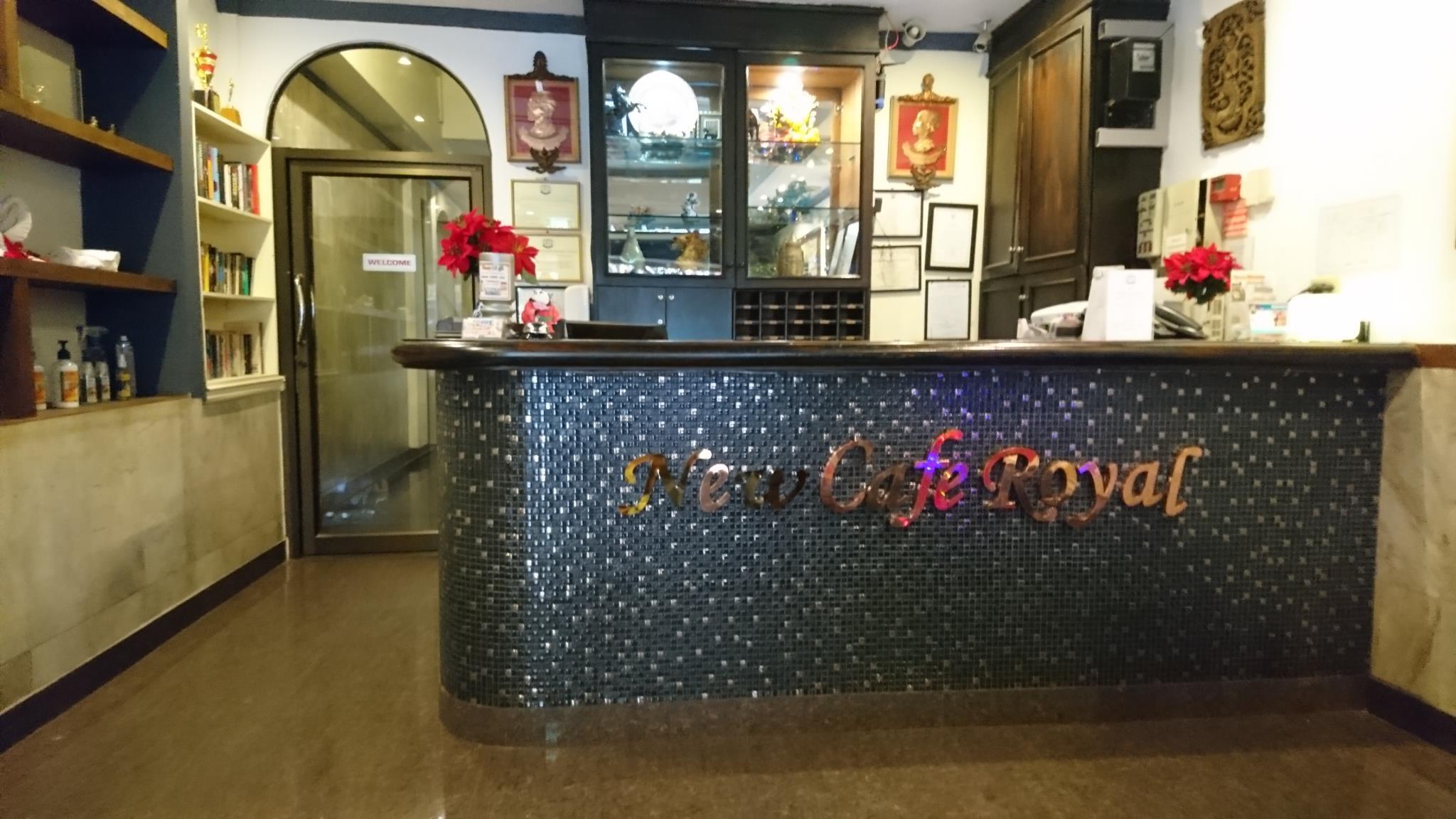 New Cafe Royal