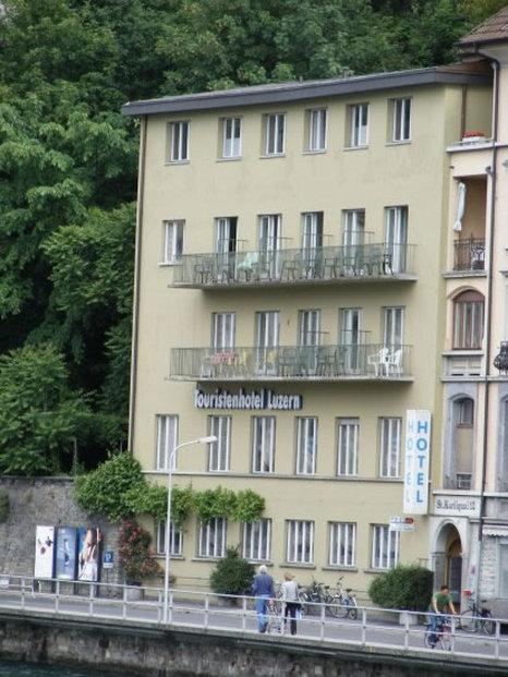 The Tourist City And River Hotel Luzern