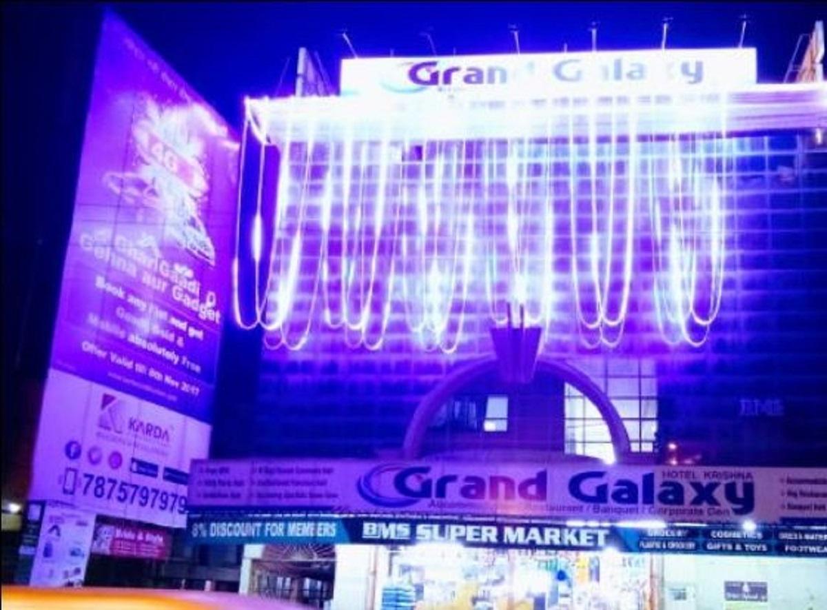 Grand Galaxy Hotel Krishna
