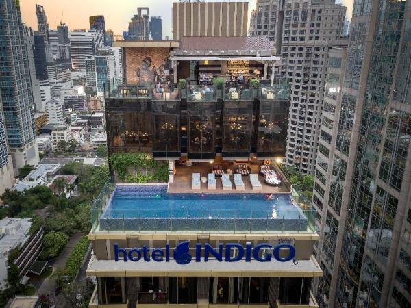 Hotel Indigo Bangkok Wireless Road Bangkok