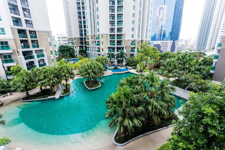 Pretty Resort like Condo In Central Bangkok