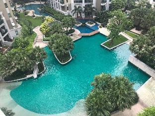 Modern Resort-like Condo in Central Bangkok中文服务 อพาร์ตเมนต์ 2 ห้องนอน 1 ห้องน้ำส่วนตัว ขนาด 68 ตร.ม. – รัชดาภิเษก