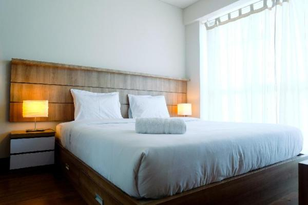 Comfy 2BR Callia Apartment By Travelio Jakarta