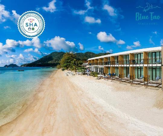 Blue Tao Beach Hotel (SHA Plus+) Koh Tao