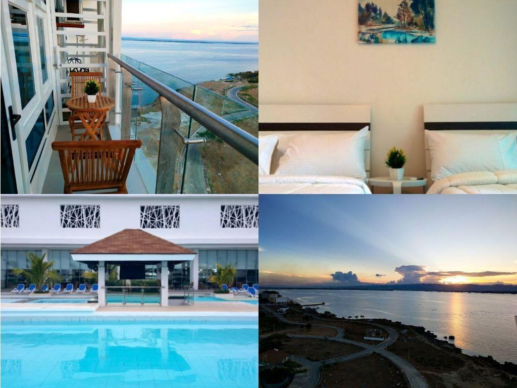 Relaxing Stay With Sea View At Arterra Mactan