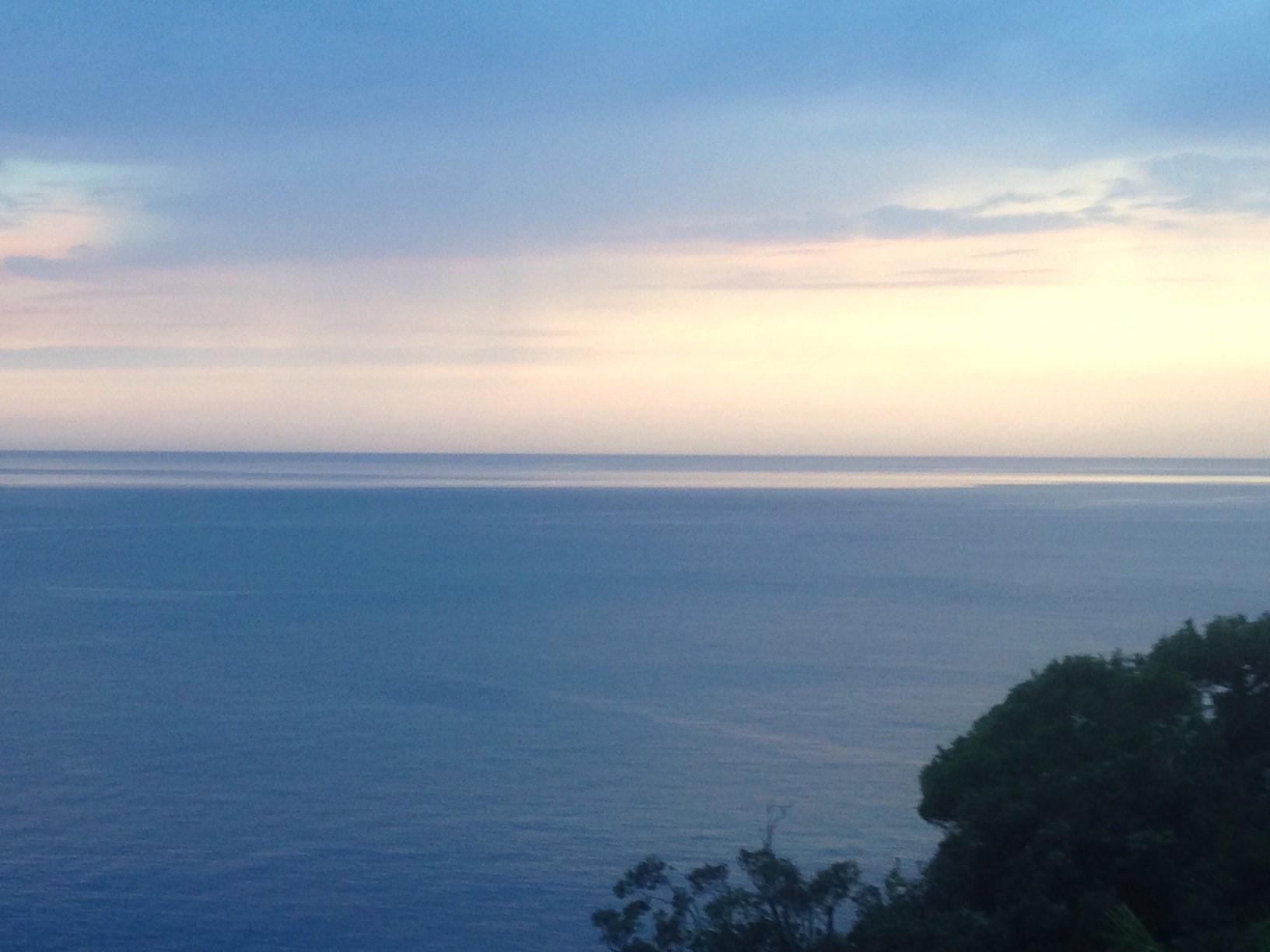 Stunning Window To The Sea