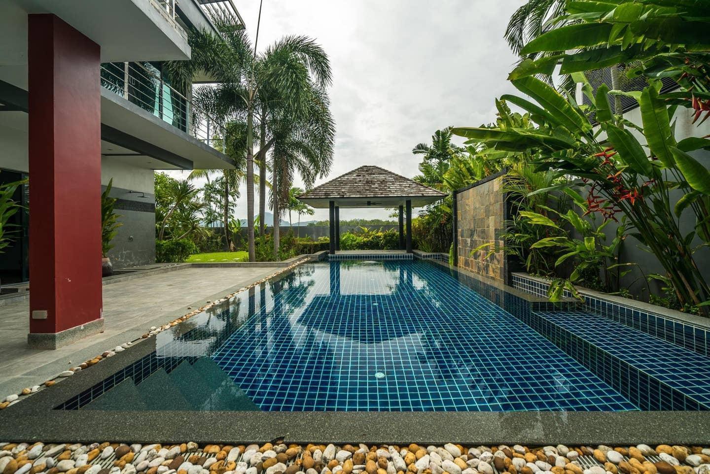 Diamond 248 - Modern private pool villa in BangTao วิลลา 3 ห้องนอน 3 ห้องน้ำส่วนตัว ขนาด 260 ตร.ม. – บางเทา