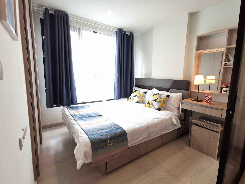 23  comfortable 1bdr♥  on nut-BTS♥ massage nearby อพาร์ตเมนต์ 1 ห้องนอน 1 ห้องน้ำส่วนตัว ขนาด 28 ตร.ม. – สุขุมวิท