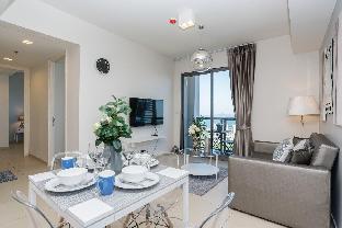 44F Familyroom Luxury Condo Best in Pattaya อพาร์ตเมนต์ 2 ห้องนอน 2 ห้องน้ำส่วนตัว ขนาด 57 ตร.ม. – พัทยาใต้