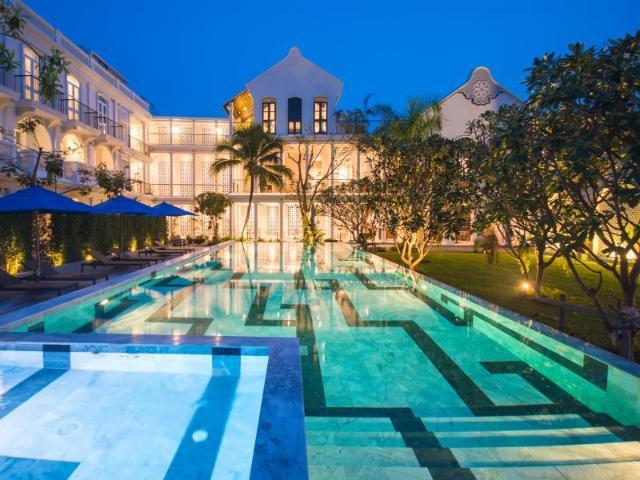 โรงแรมลิตเติ้ล ยอนย่า – Little Nyonya Hotel