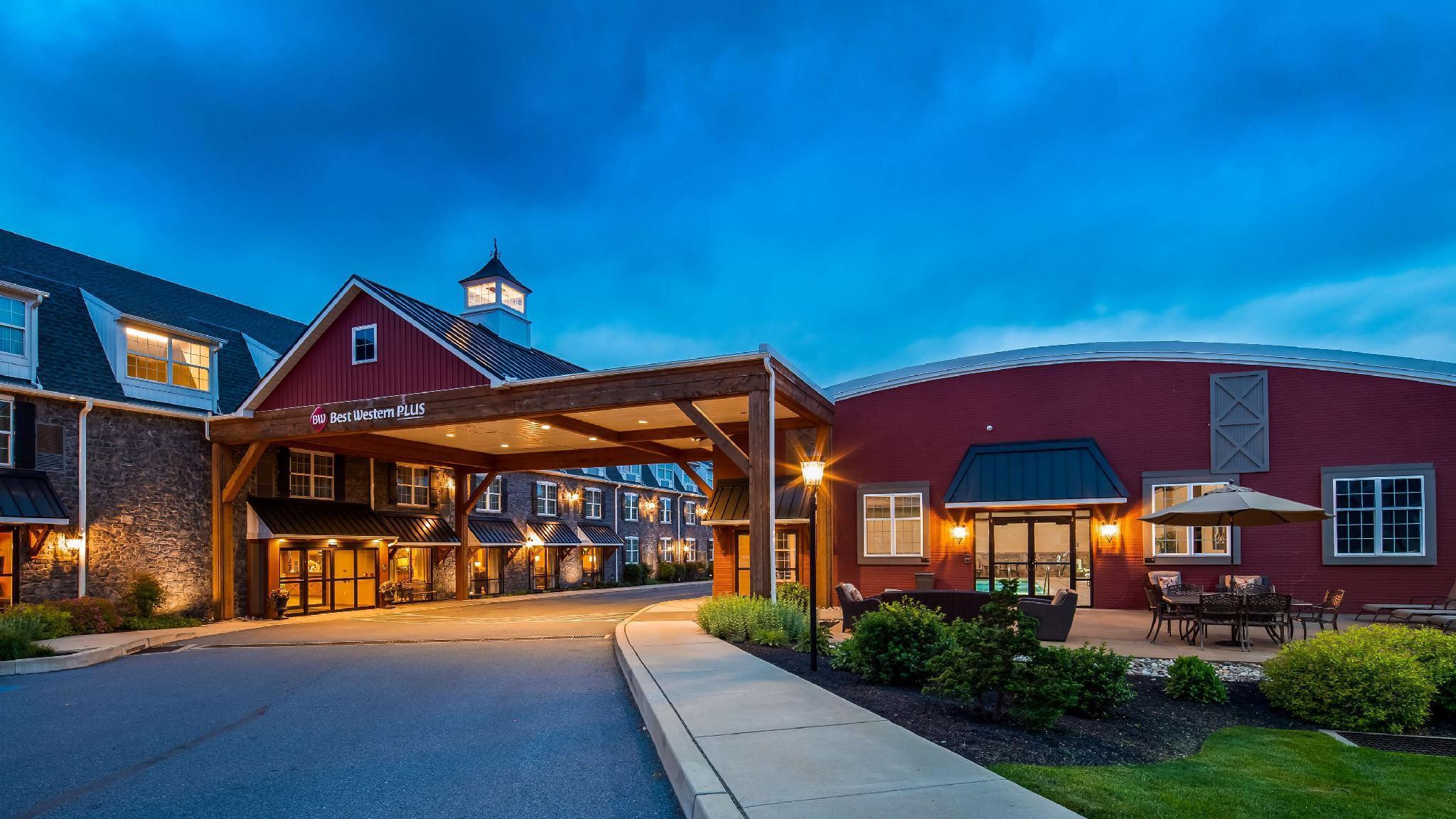 Best Western Plus Intercourse Village Inn And Suites