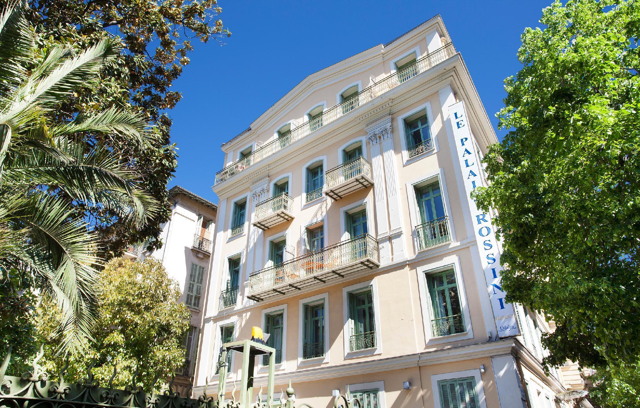 'Appart'hotel Odalys Le Palais Rossini'