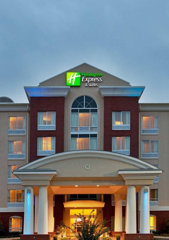 Holiday Inn Express Hotel And Suites Spartanburg North
