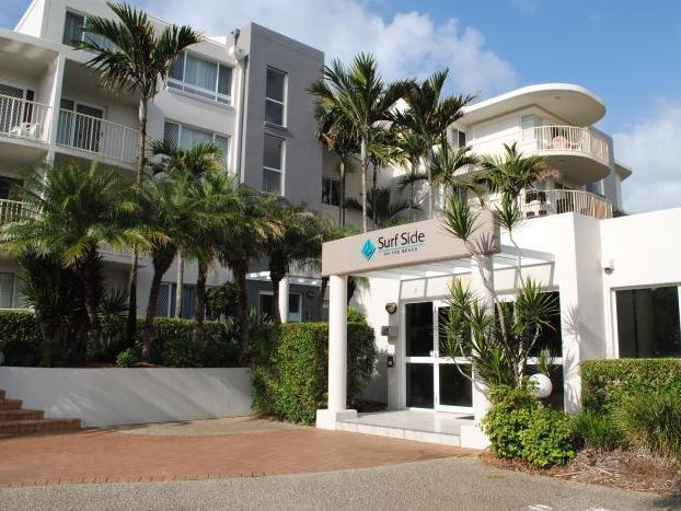Surfside on the Beach Resort 4