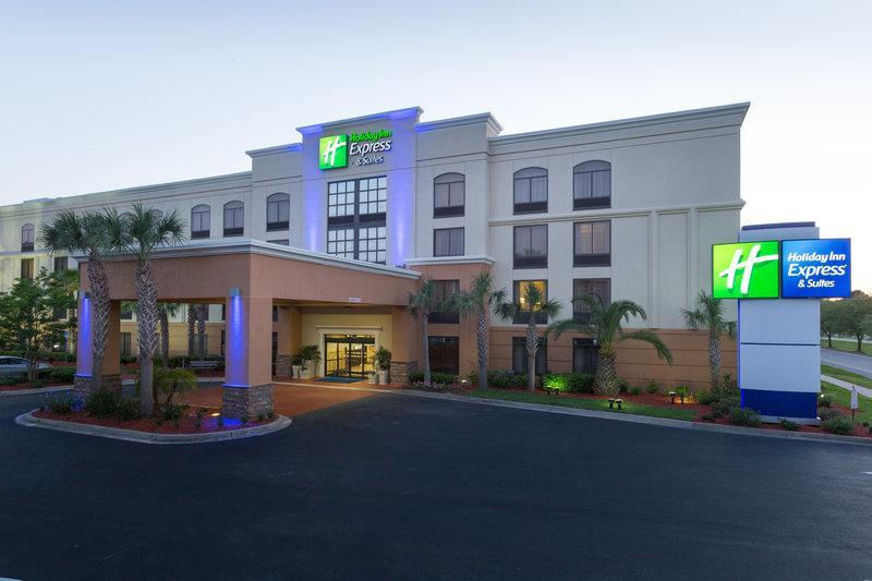Holiday Inn Express Hotel And Suites Jacksonville Airport