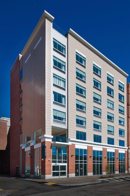 Fairfield Inn And Suites By Marriott Pittsburgh Downtown