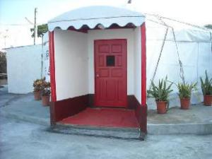Yurt at South Coast Guest House
