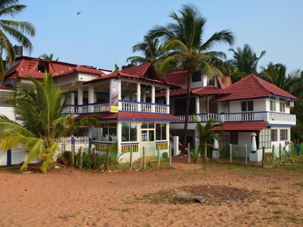 The V Beach Villa Goa
