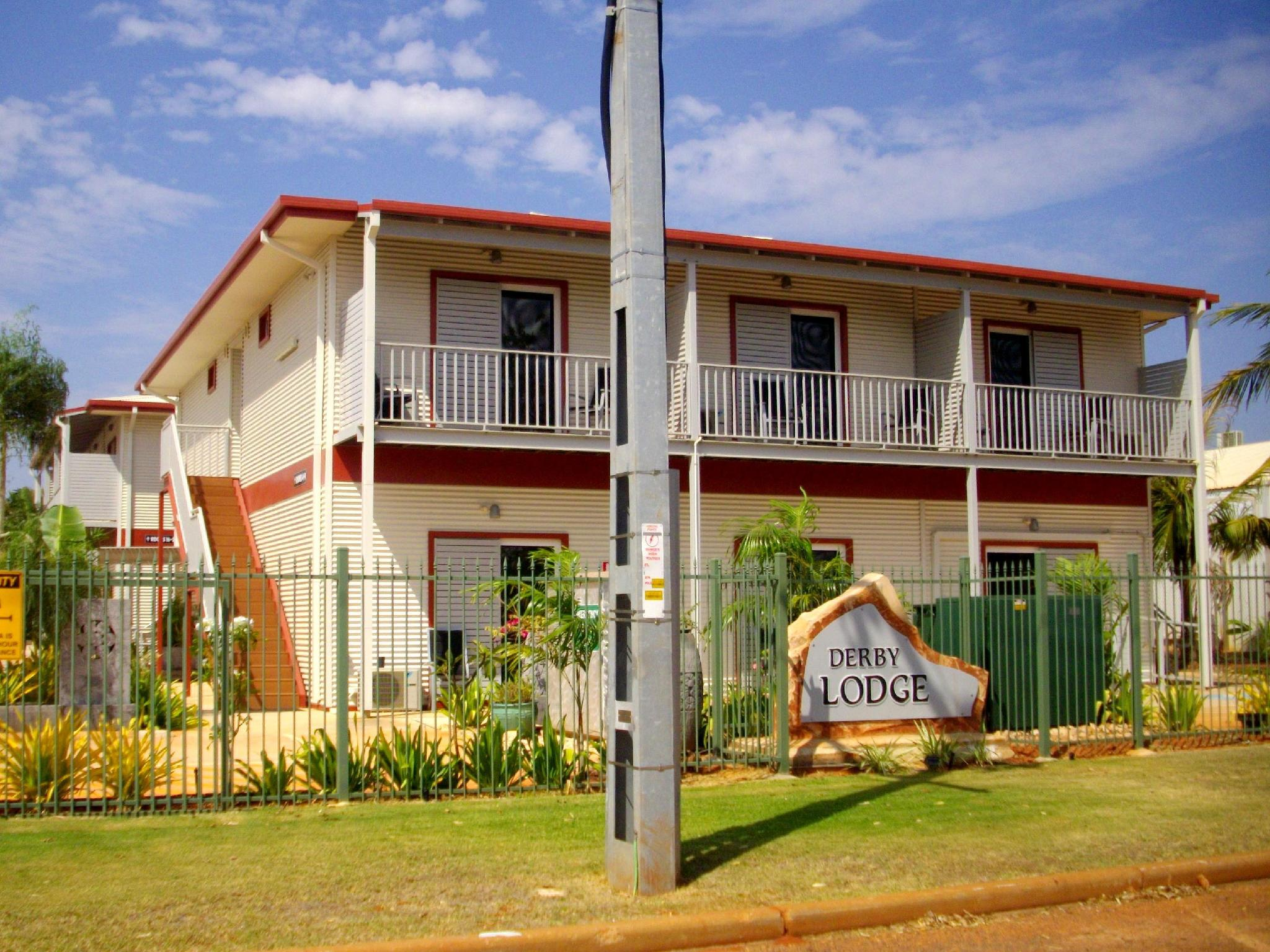 Derby Lodge Self Contained Apartments